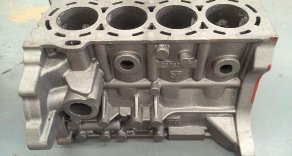 Cylinder casting