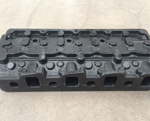 Cylinder head casting