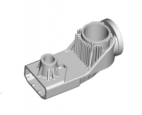 Gearbox mold