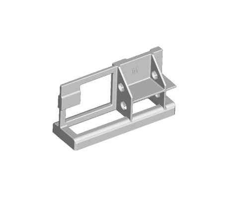 Nut frame mould