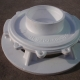 Pump cover mould