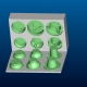 Water shell mould