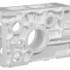 Single cylinder body mould
