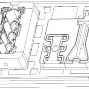 cylinder liner Engine block8
