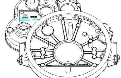 Flywheel-shell