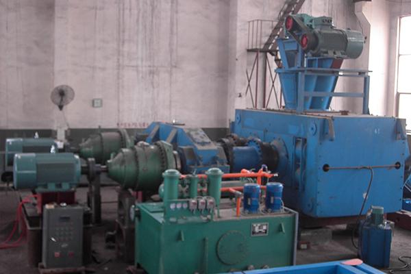super high pressure briquetting machine
